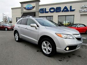 2013 Acura RDX Base w/Technology Package LEATHER NAVIGATION REAR