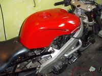 cagiva mito with a 660 engine fitted