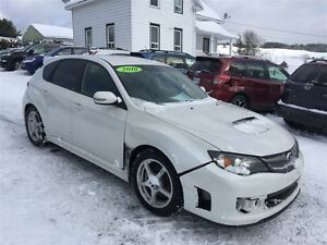 2010 Subaru Impreza WRX STi TOUT ÉQUIPÉE
