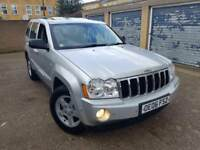 Jeep Grand Cherokee 3.0 CRD V6 Limited 4x4 2006 CALL 07479320160