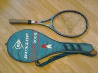 Classic Dunlop Max 200G tennis racquet