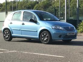 2005 (Mar 05) CITROEN C3 1.4 DESIRE - Hatchback 5 Doors - Petrol - Manual - BLUE *MOT/1 OWNER/PX WE*