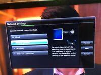 32 Samsung UE32D5520 Full HD 1080p Digital Freeview HD Smart LED TV