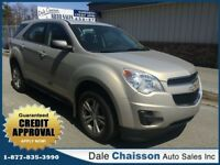 2012 Chevrolet Equinox LS Dartmouth Halifax Preview