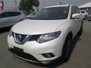 2016 Nissan Rogue SL | NAV | 360 Camera | Leather | Loaded!