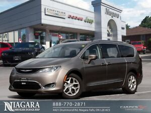 2017 Chrysler Pacifica TOURING L-PLUS | MROOF | ADAP. CRUISE | D