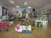 Town centre shop - large & walk in condition