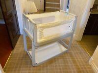 Snuzpod 3 Bedside Crib