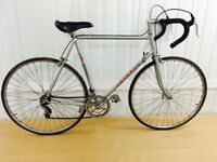 Classic PEUGEOT Record De Monde 10 speed 60 cm Fully Serviced Excellent Condition Lightweight