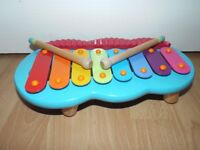 Wooden Xylophone Toddler Toy