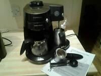 Morphy Richards cafe Rico espresso coffee maker