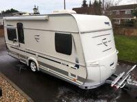 Fendt Caravan 465 Bianco (2011/12 Model) Air Con. Motor Mover, Awning. Like Hobby/Tabbert