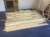Multiple lengths of Wood/Timber for sale