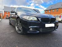 BMW 535D Msport 2014