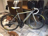 Ladies Carerra Road Bike