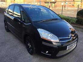 Stunning 2008 08 Citroen Picasso 2.0Hdi Auto Lounge! **Only 47000+Full History+Full Leather**
