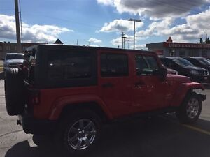 2012 Jeep Wrangler Unlimited SAHARA | CRUISE CONTROL | CLIMATE C Cambridge Kitchener Area image 7