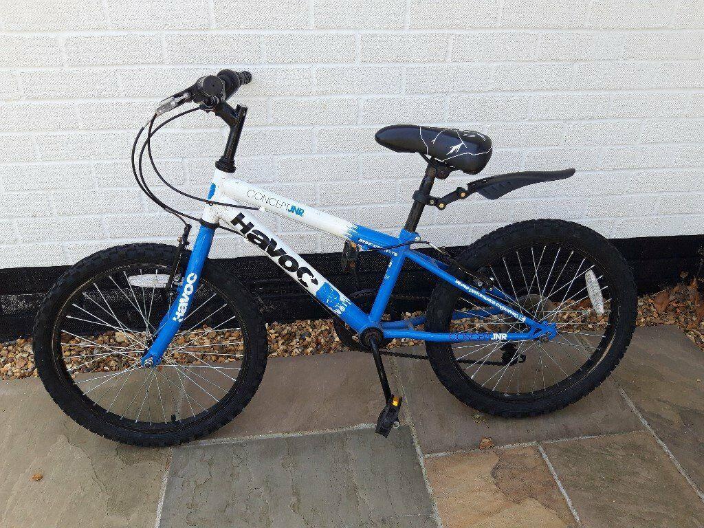 "Concept Havoc 20"" children's mountain bike ages 7-9 | in Huntingdon,  Cambridgeshire | Gumtree"