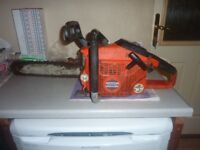 Echo 50cc japanese petrol chainsaw
