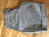 Men's summer shorts waist 32""