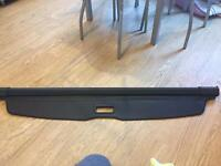 VW TOURAN REAR BOOT COVER FROM A 2011 PLATE TOURAN