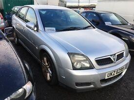 For sale //////// 2005 (petrol) Vauxhall vectra sti
