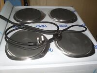 PRODIS FBT423 4 RING ELECTRIC BOILING TOP BRAND NEW UNUSED