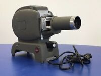 Slid Projector with Tripod Screen £20