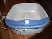 Aquamark Relaxing Foot Spa