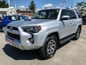 2017 Toyota 4Runner TRD OFF ROAD!