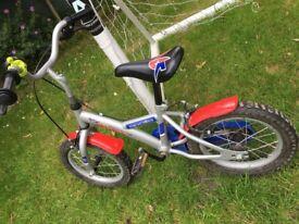 Apollo Rocketman kid bike 14inch