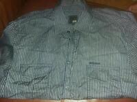 Mens short sleeve jack Jones shirt