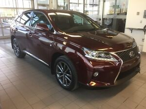 Local One Owner Trade-Fully Service Lexus Certified Pre-Owned V