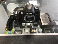 Nikon camera plus accessories