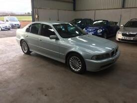 Bmw 520i automatic excellent condition full leather 1 owner