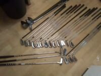 20 golf clubs
