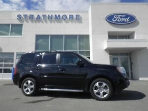 2013 Honda Pilot Full Load Leather Roof Back UP CAM & 3RD ROW