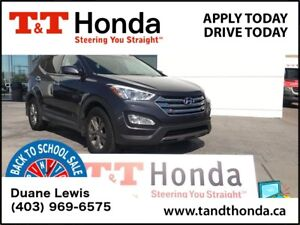 2016 Hyundai Santa Fe Sport 2.0T SE*Local Car, Heated Seats, Blu