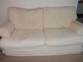 large two seater settees