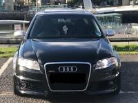 AUDI RS4 QUATTRO 4.2 SALOON FULLY LOADED! SUNROOF! BUCKETS! FULL MILLTEK EXHAUST! HPI CLEAR! FSH!