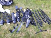 Photography Equipment and props