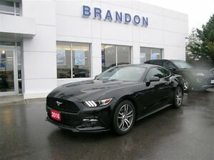 2016 Ford Mustang -