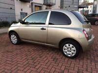 Nissan Micra Excellent Runner With 1 Year Mot and Black Tinted Windows for Sale Only £ 900