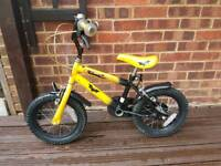 Batman balance bike in used condition