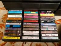 Cassette singles collection