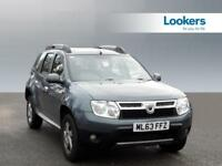 Dacia Duster LAUREATE DCI (grey) 2013-09-30