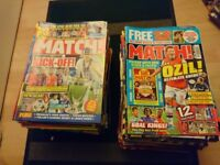 Over 265 Match Magazines, Annuals, Books