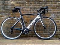 Avanti corsa dr carbon road bike.