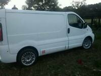 Vauxhall vivaro 2700 CDTI 100 SWB