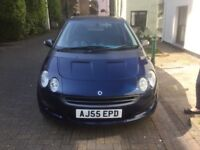 Smart Car 4 seater, petrol